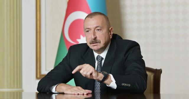 Prezident İlham Əliyev mətbuat konfransı keçirdi – VİDEO