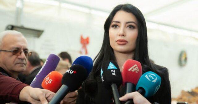 Nazir deputatın bacısı qızına yeni vəzifə verdi