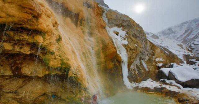 Reza Deqatidən İsti su paylaşımı – VİDEO